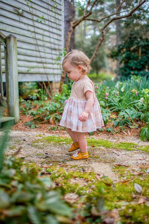 Teagan Baby Tunic & Dress