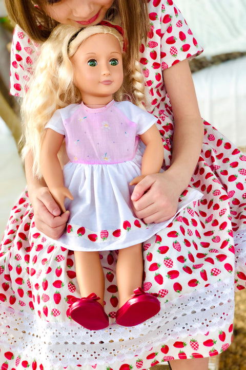 Teagan Doll Tunic & Dress