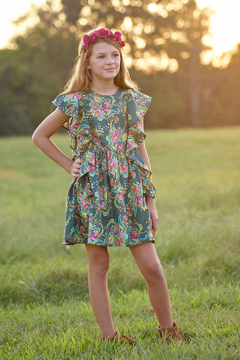 Odette Dress & Top - Violette Field Threads  - 1