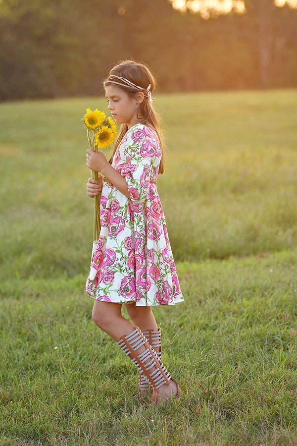 Julianna Dress & Top - Violette Field Threads  - 1
