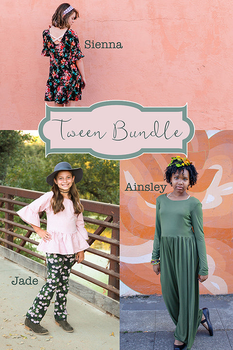 Ainsley, Jade & Sienna Tween Bundle + FREE GIFT