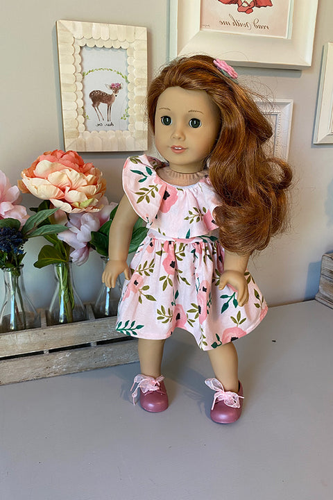 Adeline Doll Top & Dress