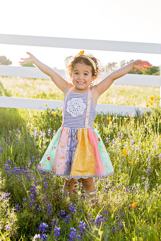 Mila Dress and Romper - Violette Field Threads  - 10