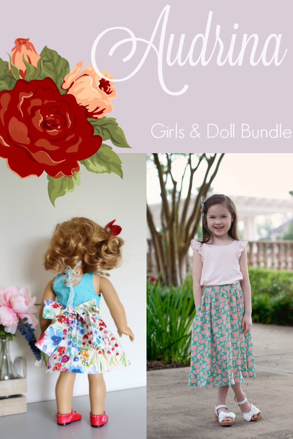 Audrina Girls & Doll Bundle