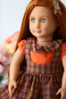 Alexandra Doll Top & Dress