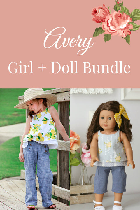 Avery Girls + Doll Bundle