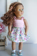 Katia Doll Top, Skirt & Dress