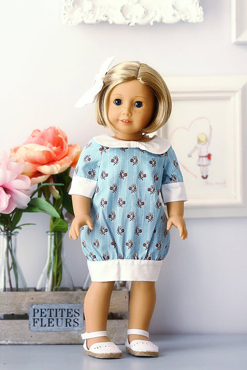 Adelaide Doll Top & Dress