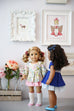 Nora Doll Dress - Violette Field Threads  - 5
