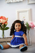 Nora Doll Dress - Violette Field Threads  - 9