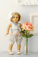 Annie Doll Dress and Romper
