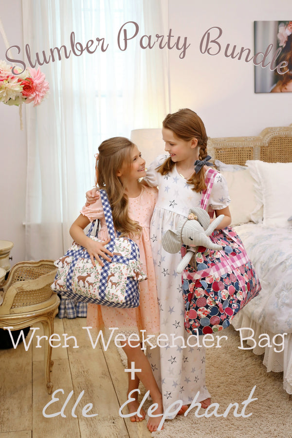Slumber Party Bundle: Wren & Elle