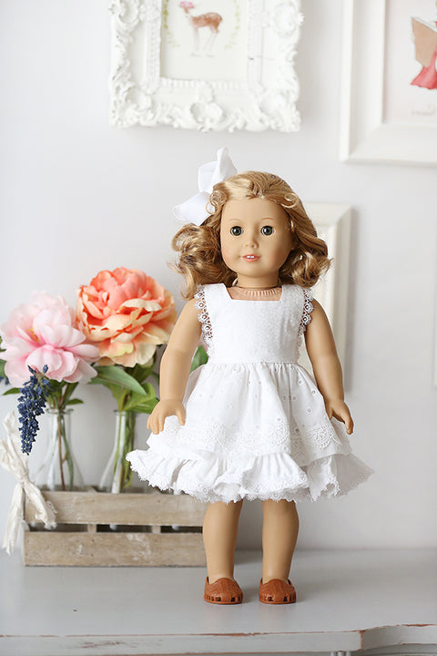 Isobel Doll Dress and Top
