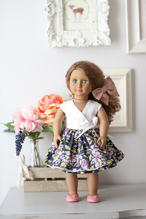 Olive Doll Dress and Top