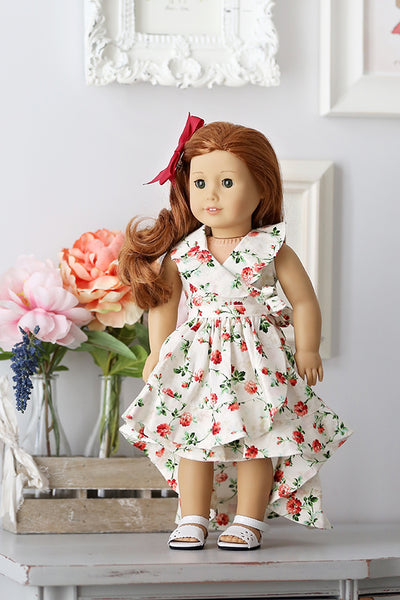 Waldensian Doll with Blue Dress