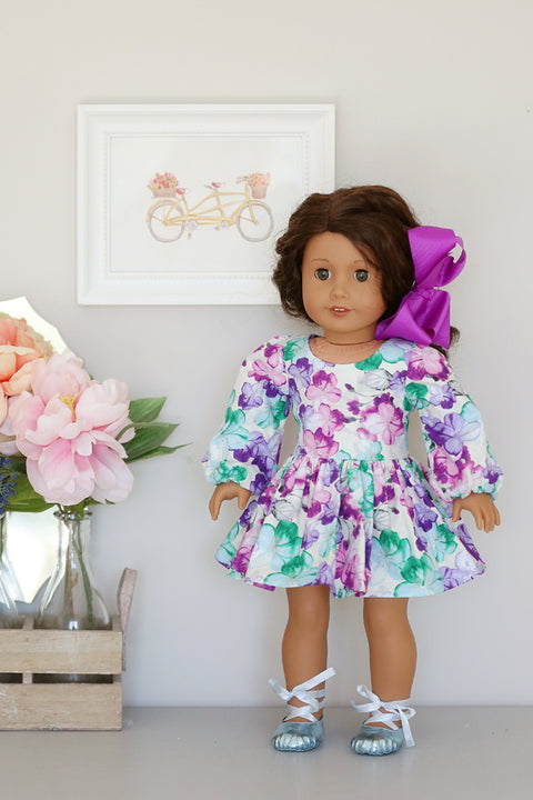 Emery Doll Top & Dress