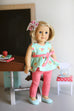 Harriett Doll Top & Dress