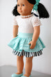 Scarlett Doll Skirt