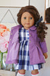 Noelle Doll Coat