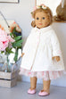 Noelle Baby + Girl + Doll Coat Bundle
