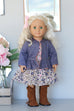 Tilly Girl + Tween + Doll Jacket Bundle