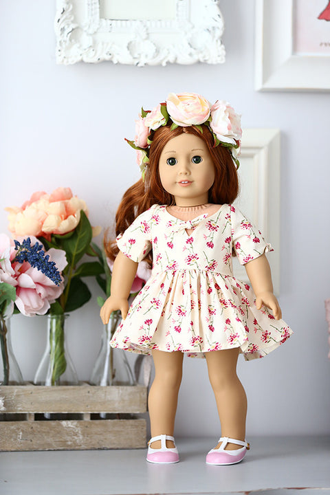 Charlie Doll Dress and Top