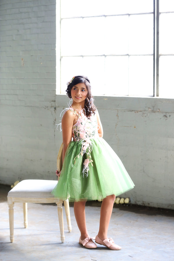 Stella Tween Camisole & Dress