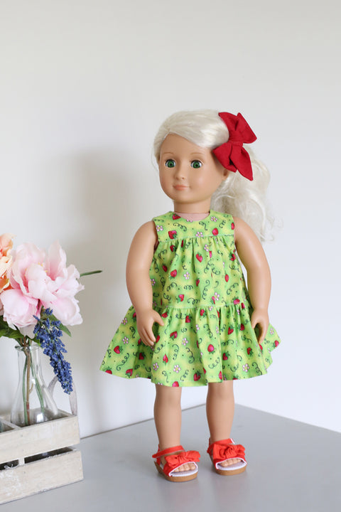 Spencer Doll Dress