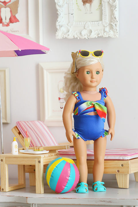 Catalina Doll Swimsuit