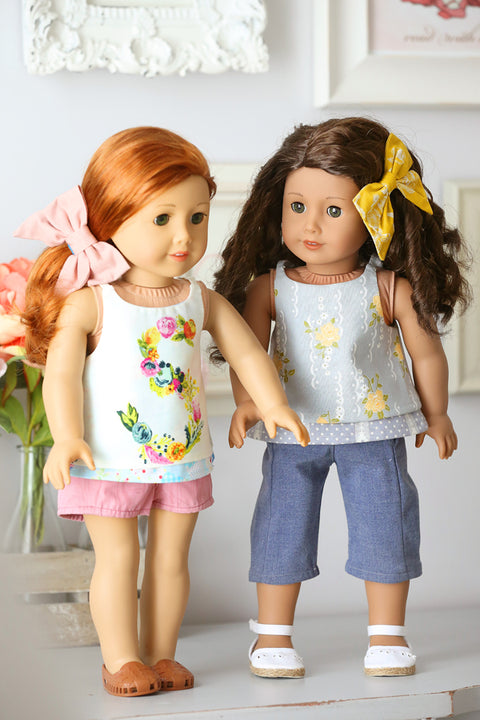 Riley Doll Top & Dress