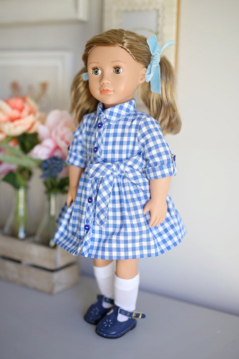 Delaney Doll Dress
