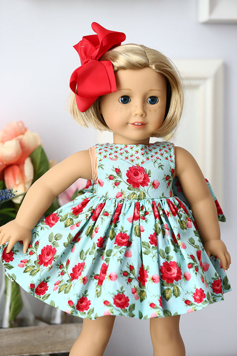 Elodie Doll Dress