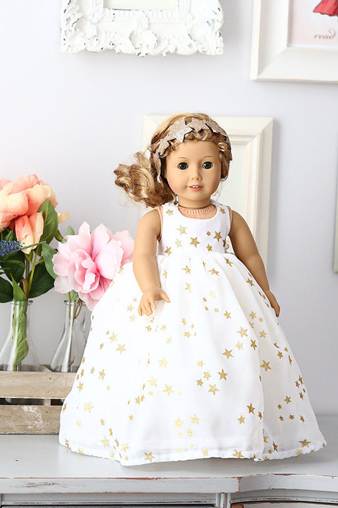 Cairo Doll Dress