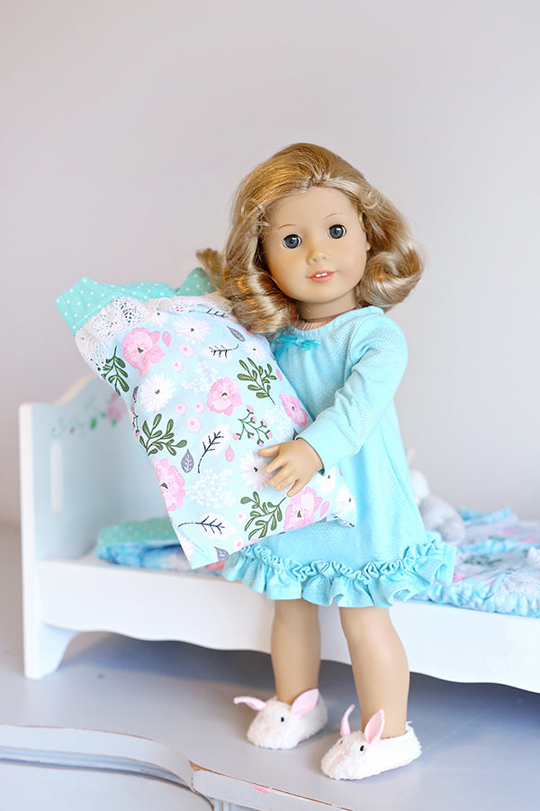 Flora Doll Tunic & Nightgown