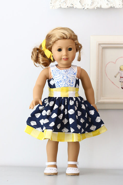Loralie Doll Dress