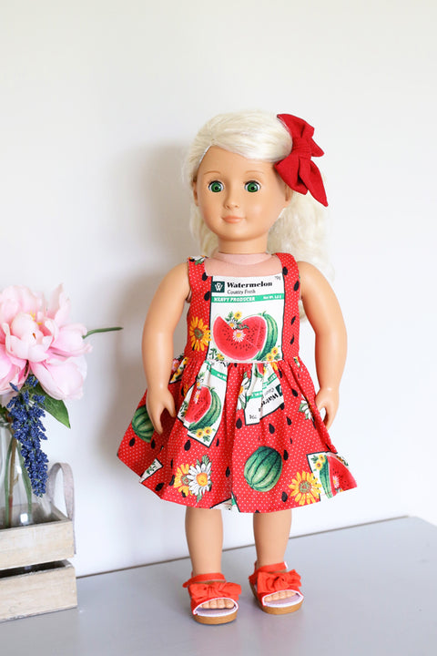 Oaklyn Doll Top & Dress