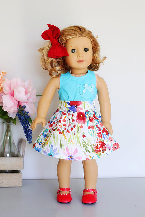 Audrina Doll Skirt