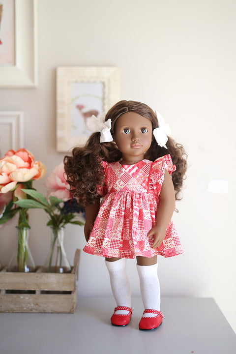 Ashton Doll Top & Dress