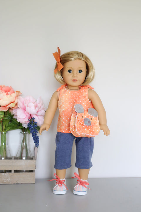 Nellie Doll Top