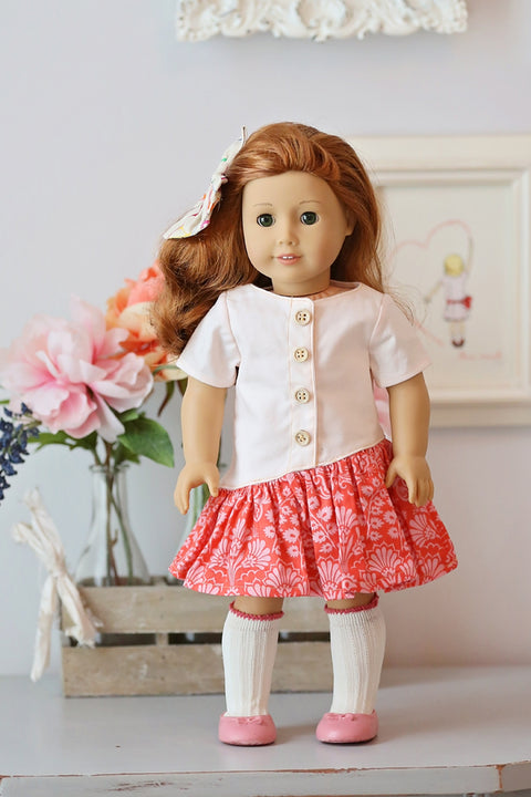 Brynn Doll Top and Dress