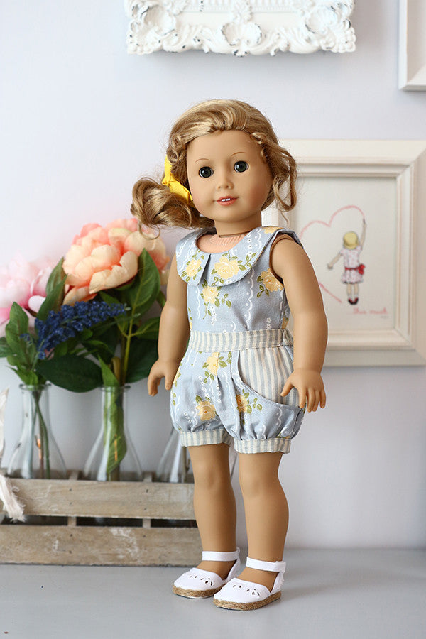 Madelyn Doll Top
