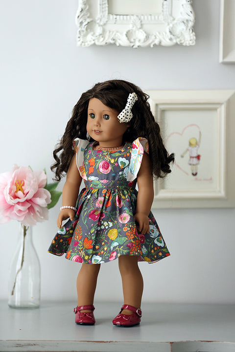 Paige Doll Dress