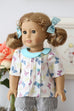 Emma Doll Dress & Top
