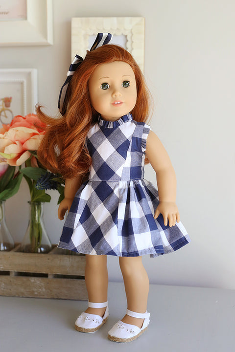 Abigail Doll Dress