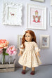 Matilda Doll Dress - Violette Field Threads  - 1