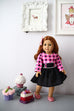 Julianna Doll Dress & Top - Violette Field Threads  - 4