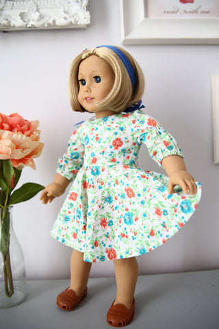 Julianna Doll Dress & Top - Violette Field Threads  - 1