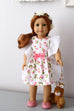 Odette Doll Dress & Top - Violette Field Threads  - 13