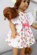 Odette Doll Dress & Top - Violette Field Threads  - 9