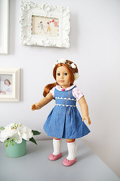 Belle Doll Blouse